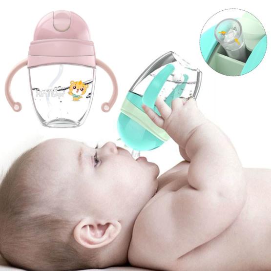 Copo Transição Bebé – Rosa